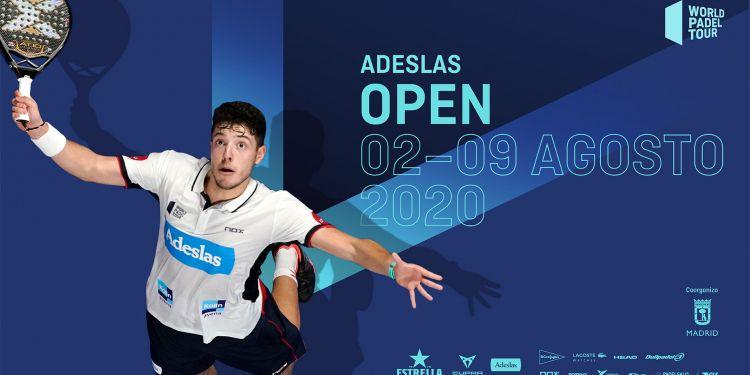 World Padel Tour adeslas open Madrid