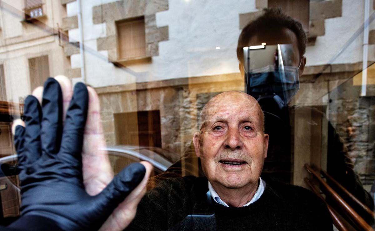 abuelo coronavirus carta a Pedro Sánchez