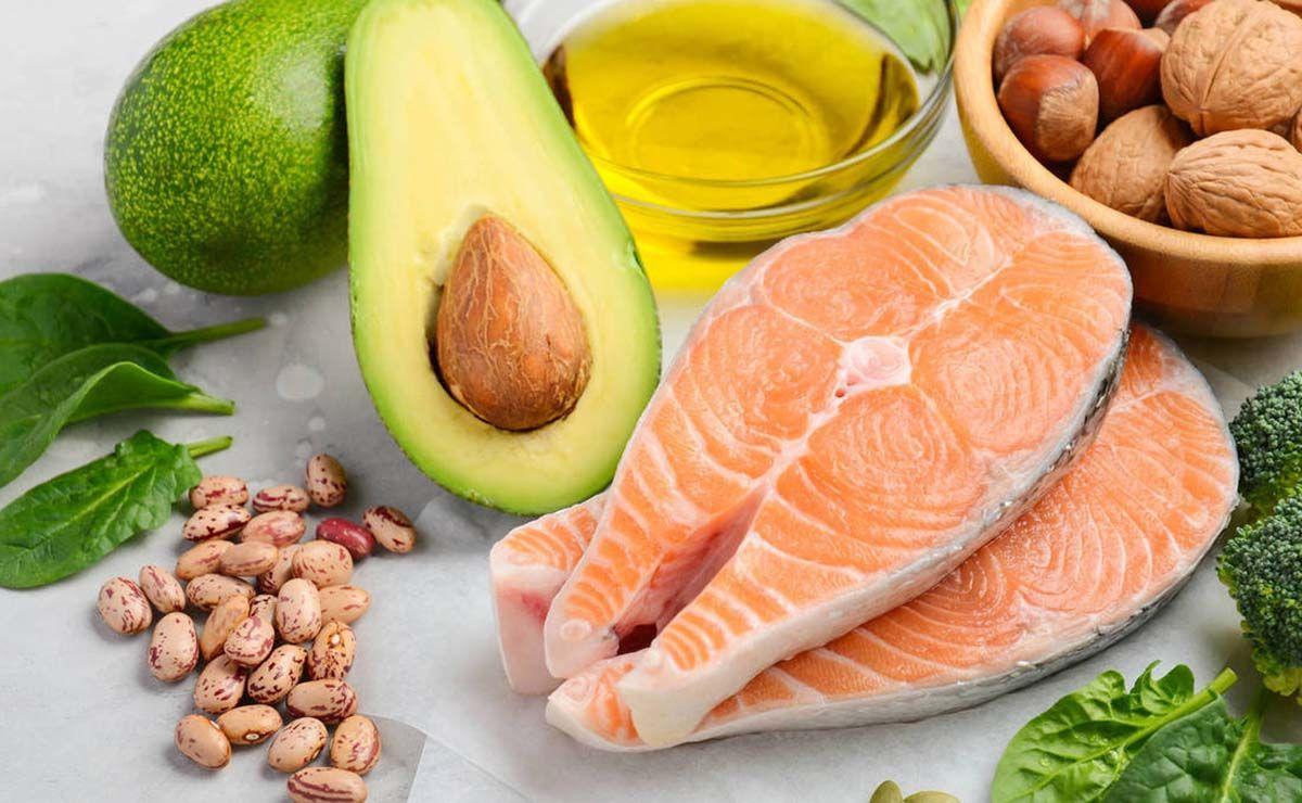 alimentos beneficiosos ojos grasa