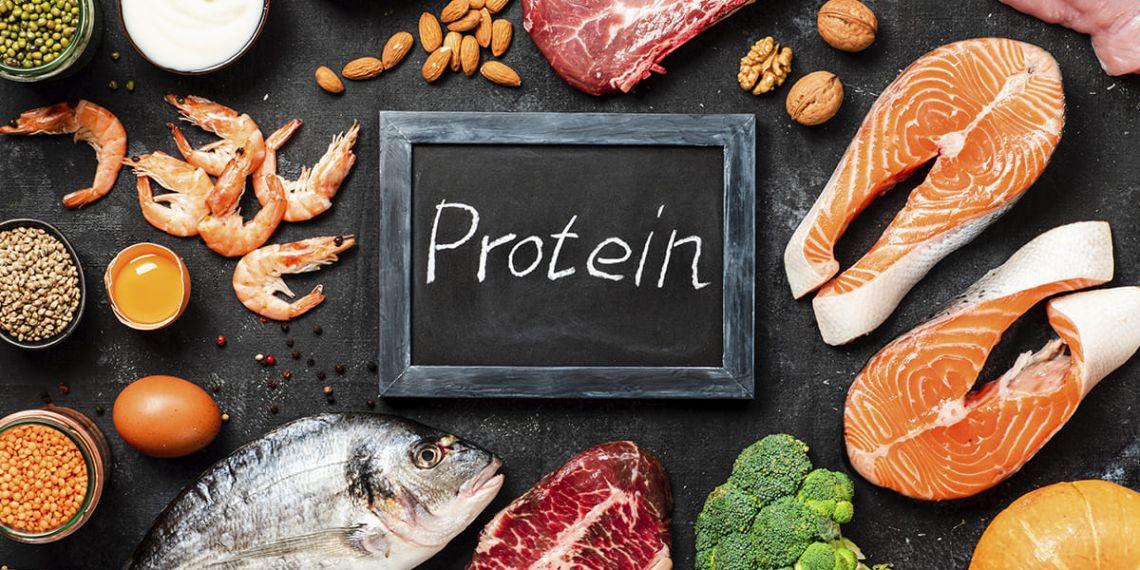 Alimentos dieta proteinas