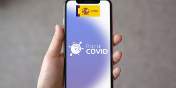 'Radar Covid' aplicación de rastreo