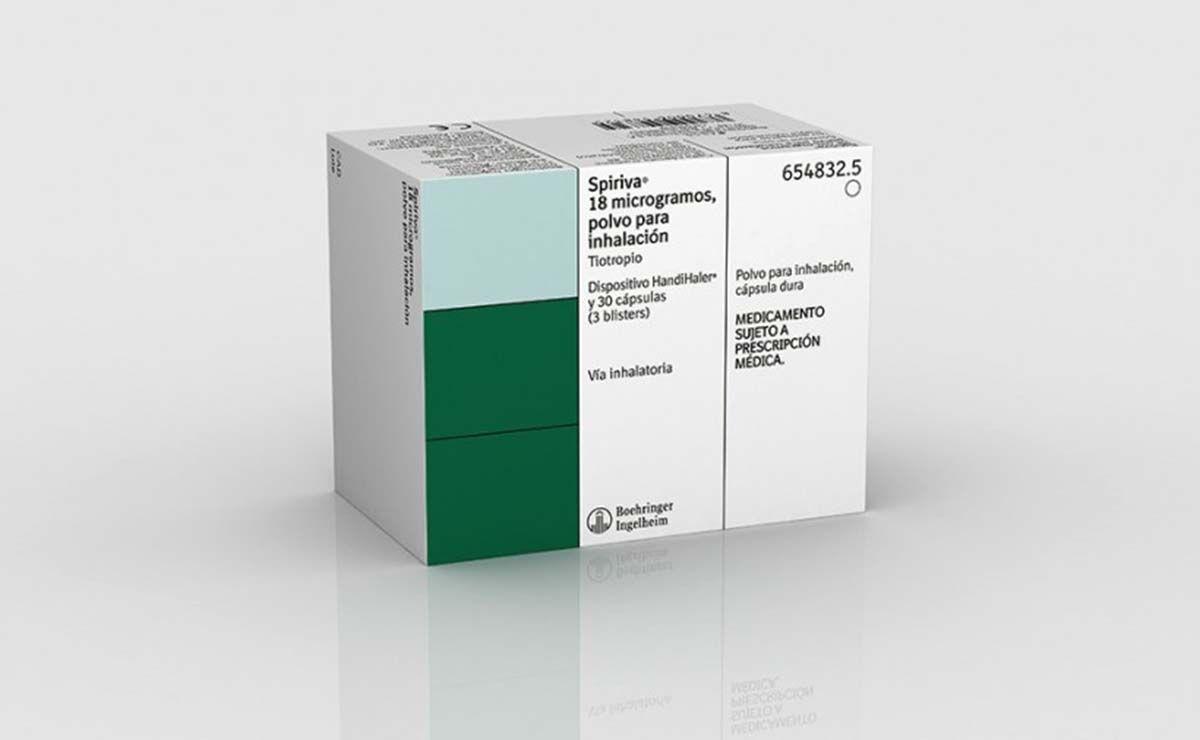 bromuro de tiotropio nuevo farmaco covid-19
