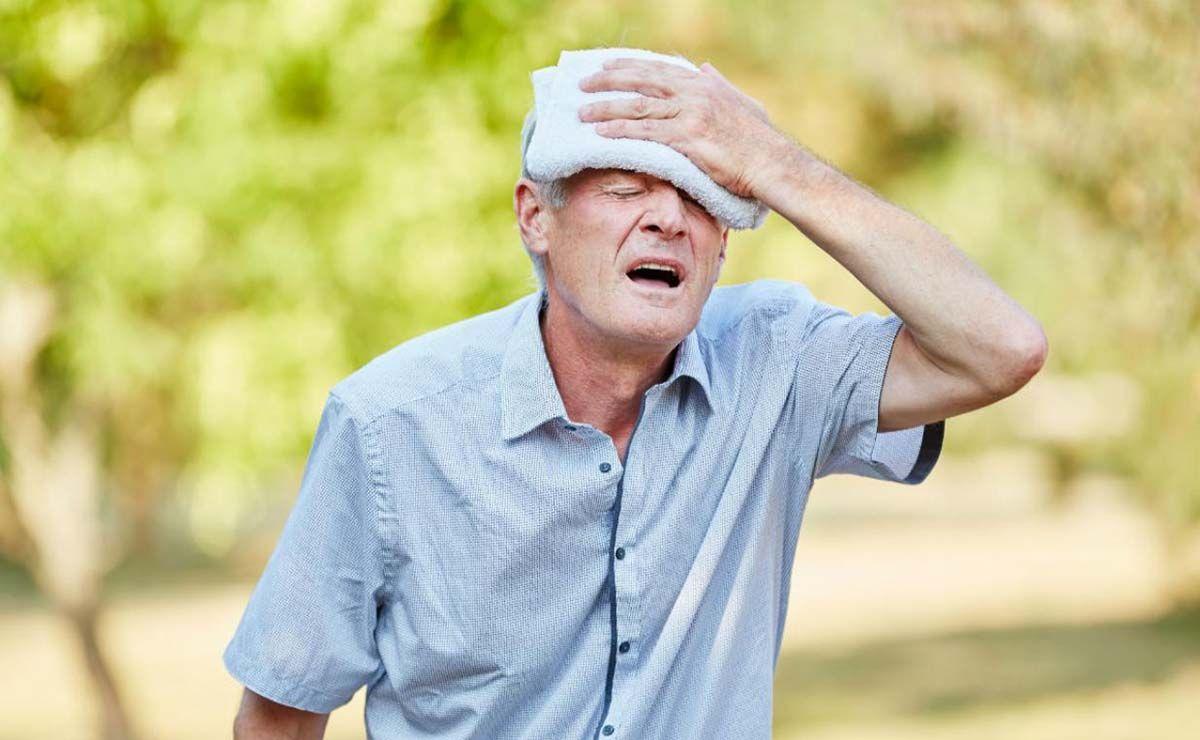 Calor en personas mayores