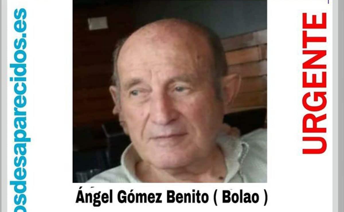 Ángel Gómez, desaparecido en Mallorca