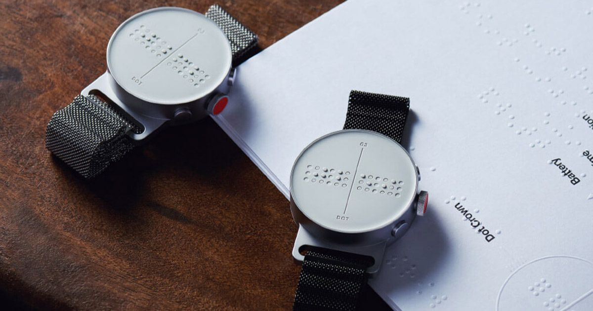 Dot Watch, reloj inteligente