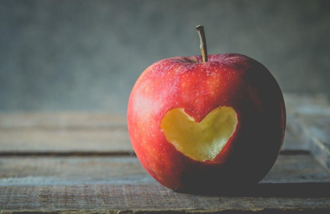 Beneficios fibra alimentaria manzana