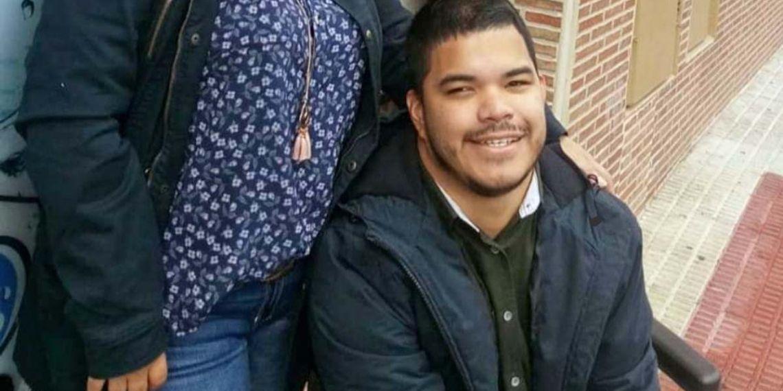 Carlos parálisis cerebral discapacidad RENFE ASPACE