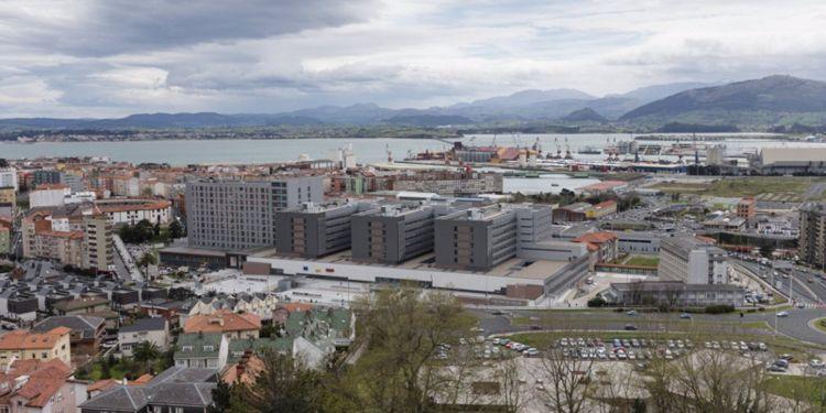 El Hospital Universitario Marqués de Valdecilla