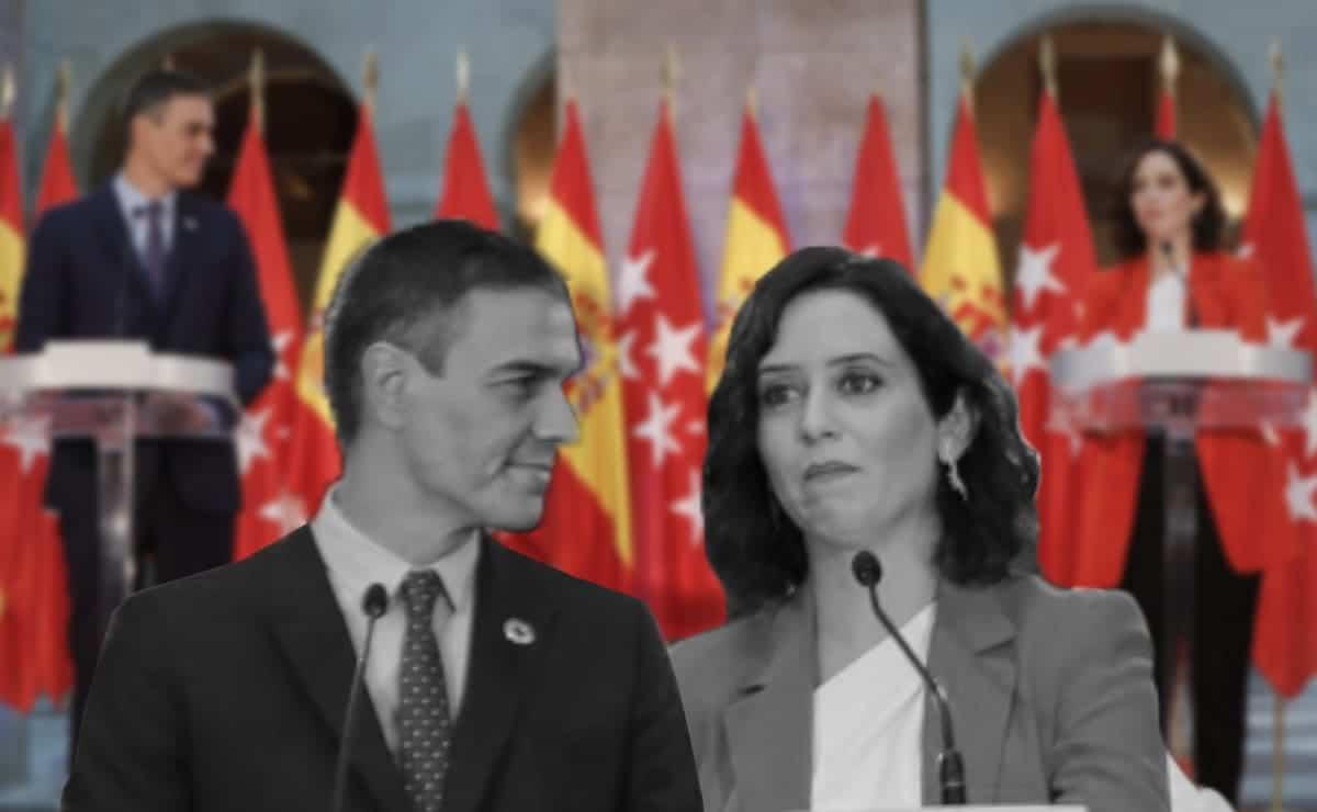 Pedro Sánchez e Isabel Ayuso Coronavirus Madrid