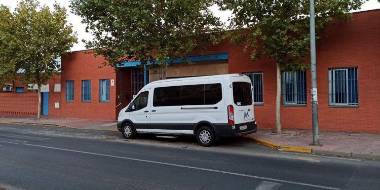 Centro Mater et Magistra de Mairena (Sevilla)
