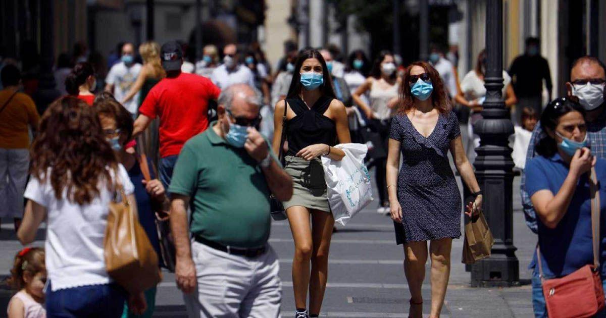 coronavirus mascarilla pandemia