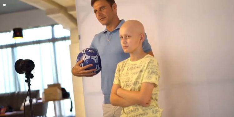 Joaquín durante el anuncio del 'Balón Pelón'