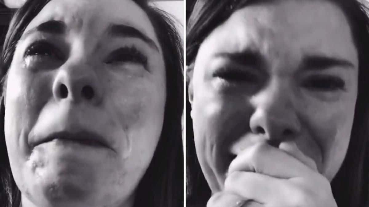 Una madre llora por qué nadie fue al cumpleaños de su hijo con síndrome de Down