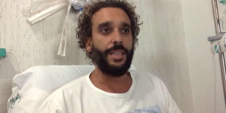 Jesús Candel 'Spiriman' se recupera del cáncer