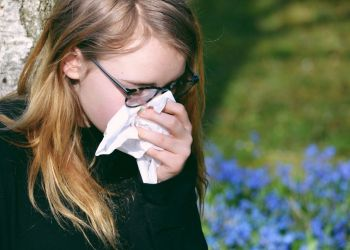Alergia asma coronavirus
