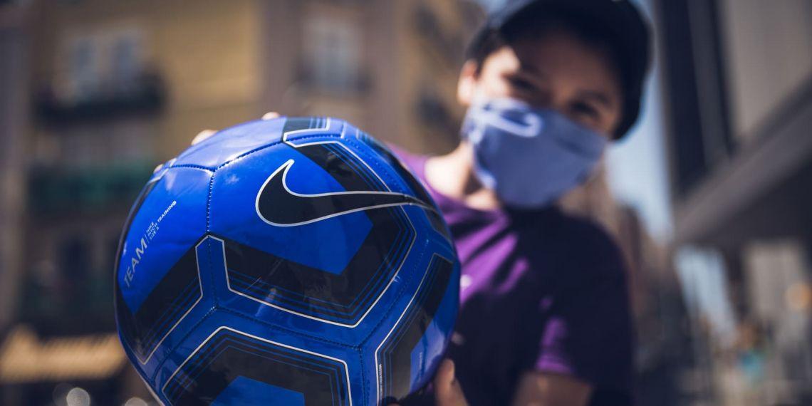 Día Internacional de la Niña - Nike - Balón