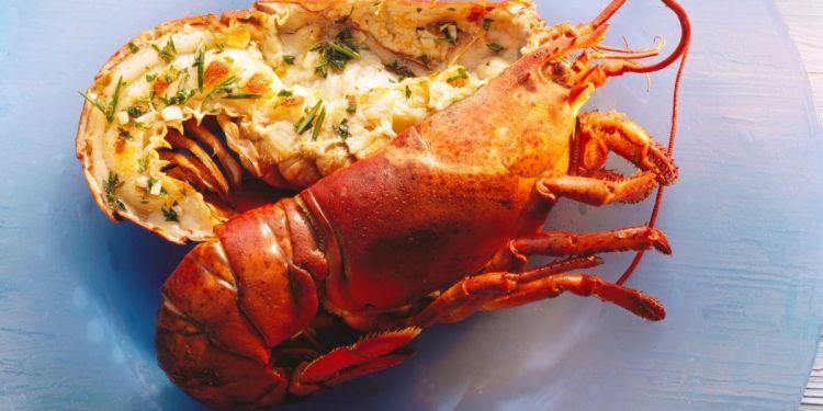 Carabineros crustáceo