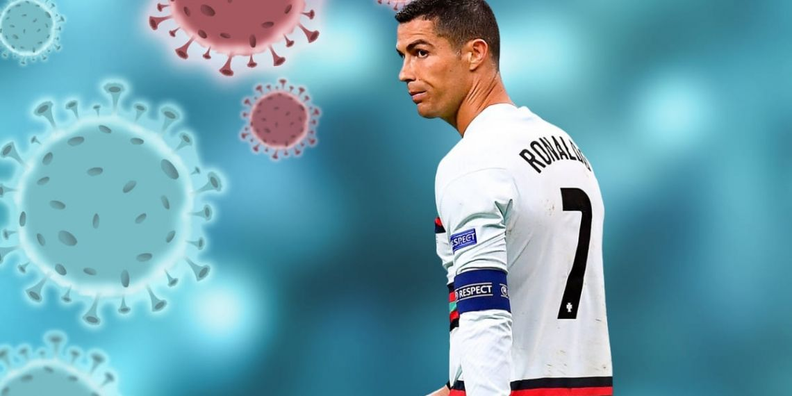 Cristiano Ronando positivo por coronavirus
