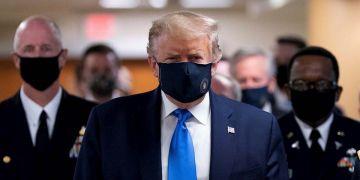 Donald Trump dexametasona