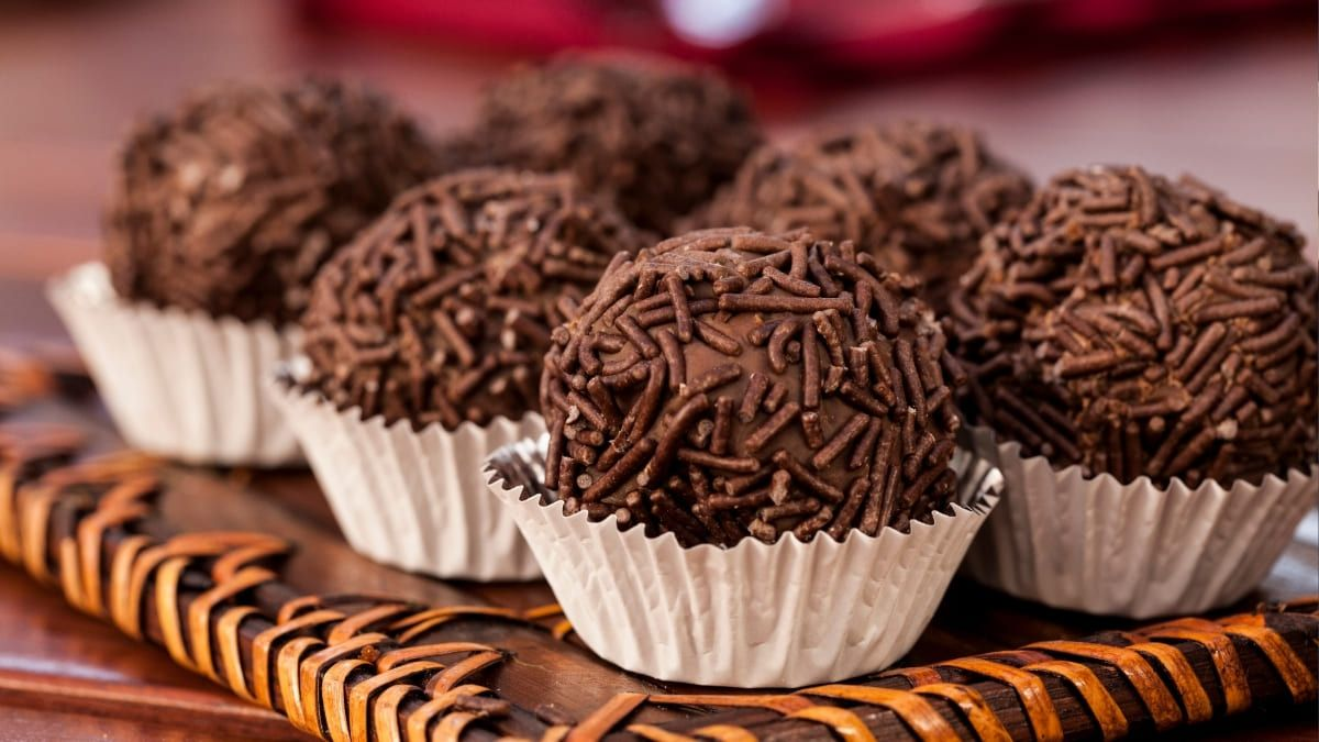 Trufa de chocolate - grasa
