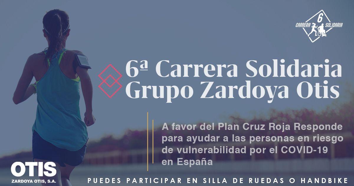 Carrera inclusiva Zardoya OTIS