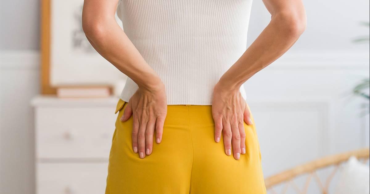 Ciática dolor de espalda