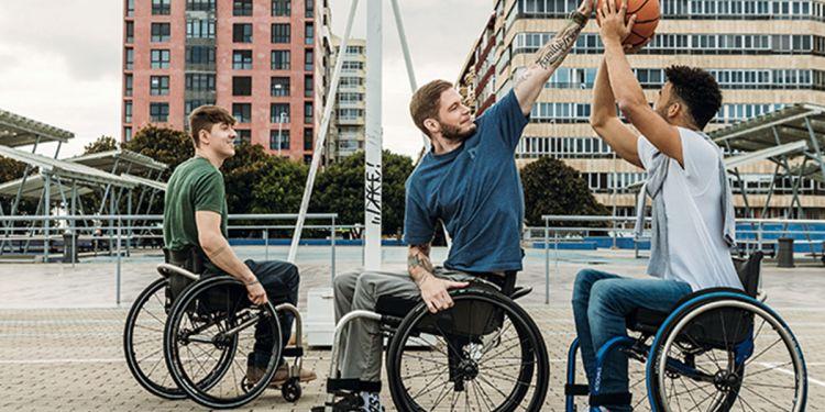 Deporte personas con discapacidad