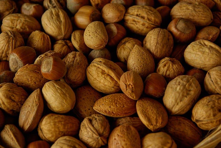 frutos secos propiedades beneficios