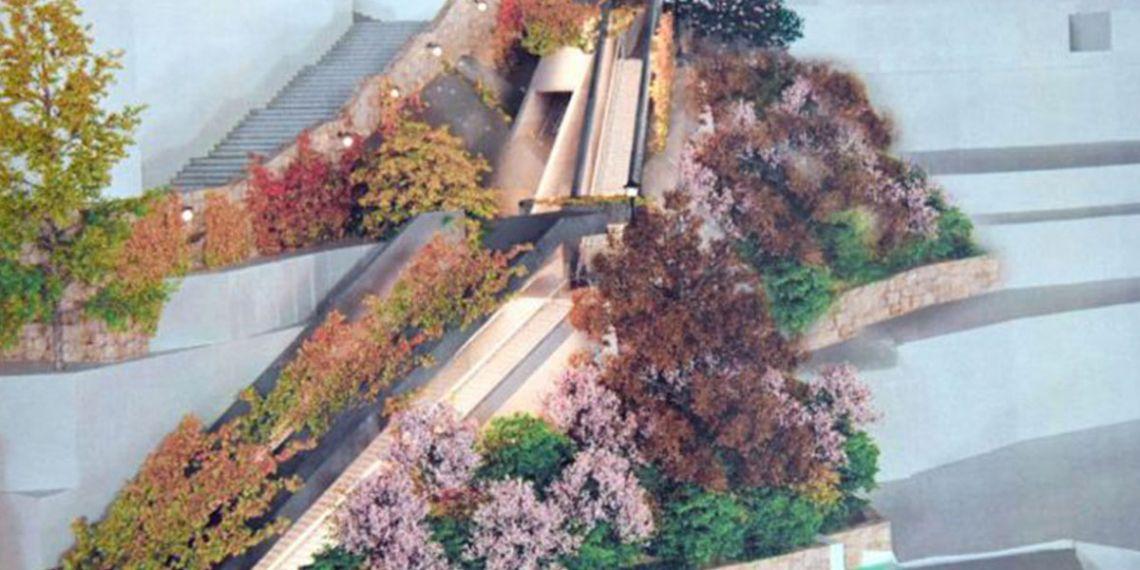 Escaleras mecánicas en cuenca