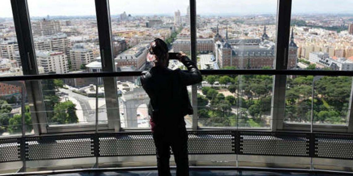 faro moncloa Madrid