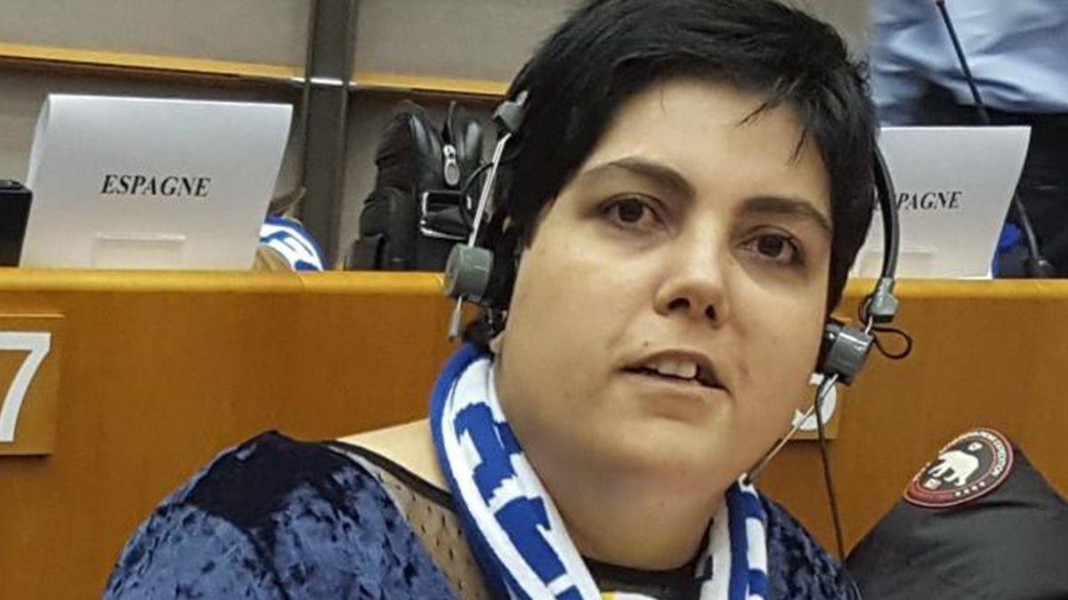 Maribel Cáceres, miembro del Comité Ejecutivo del CERMI