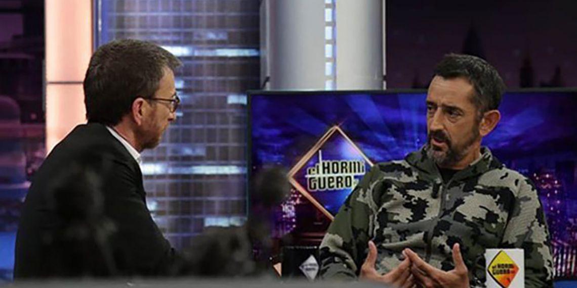 Pablo Motos y Pedro Cavadas
