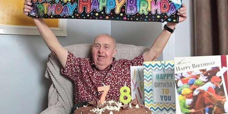 Robin Smith, persona con síndrome de Down más longeva de Reino Unido