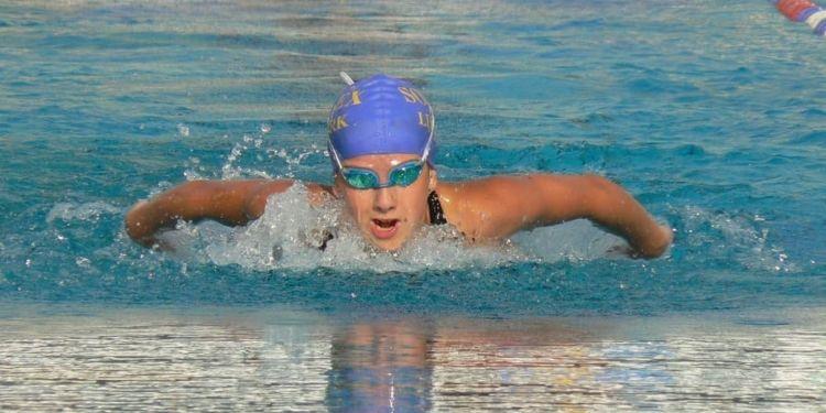 natación capacidad cuerpo