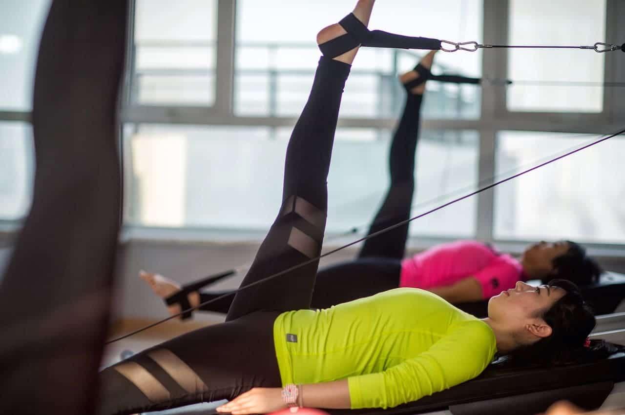 pilates físico concentración