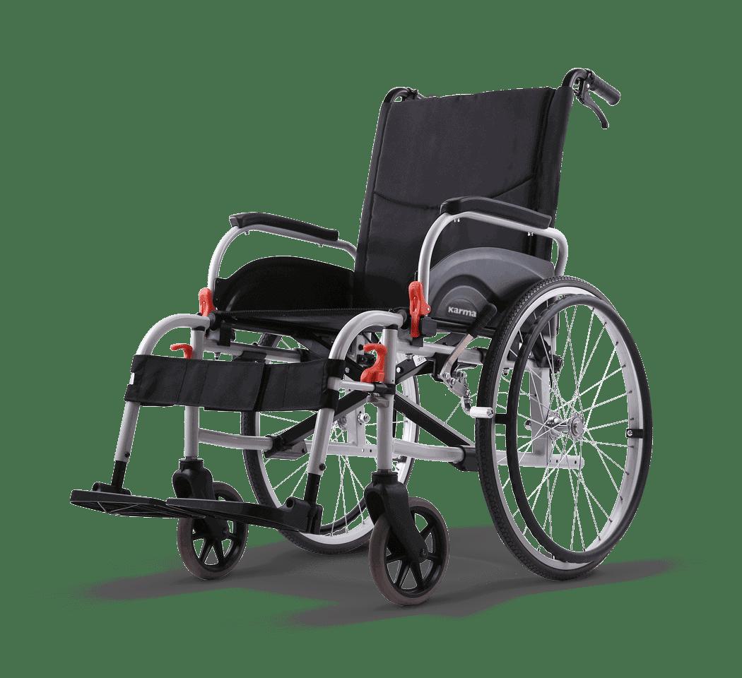 "Agile ruedas autopropulsables 24"""