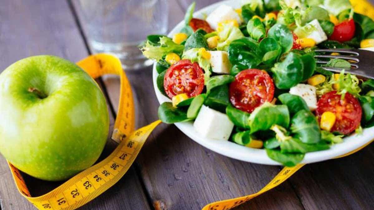Dieta perder peso adelgazar