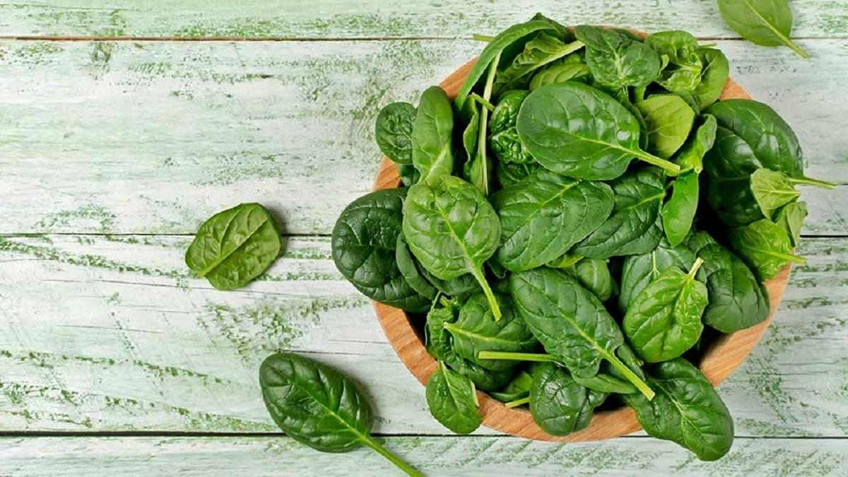 vitamina E espinacas