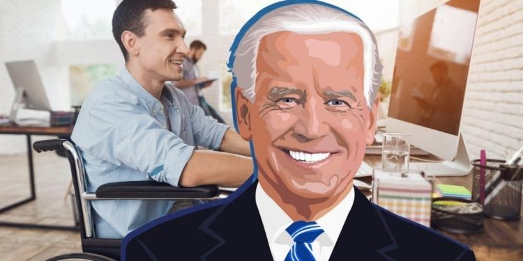 Joe Biden Disability President United States
