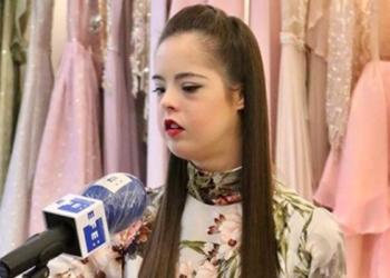 Marián Ávila, modelo española con síndrome de Down