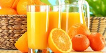jugo de Naranja Vitamina C