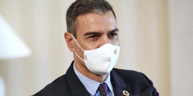 Pedro Sánchez mascarilla IVA