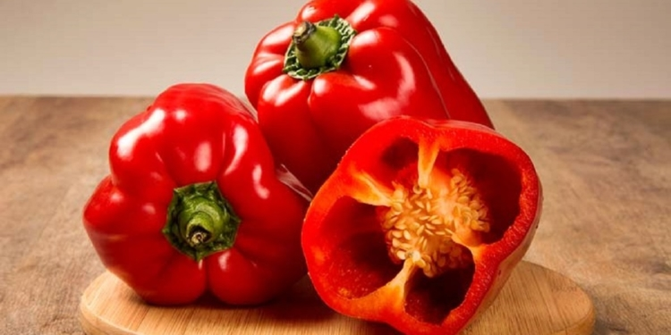 pimiento rojo vitamina C