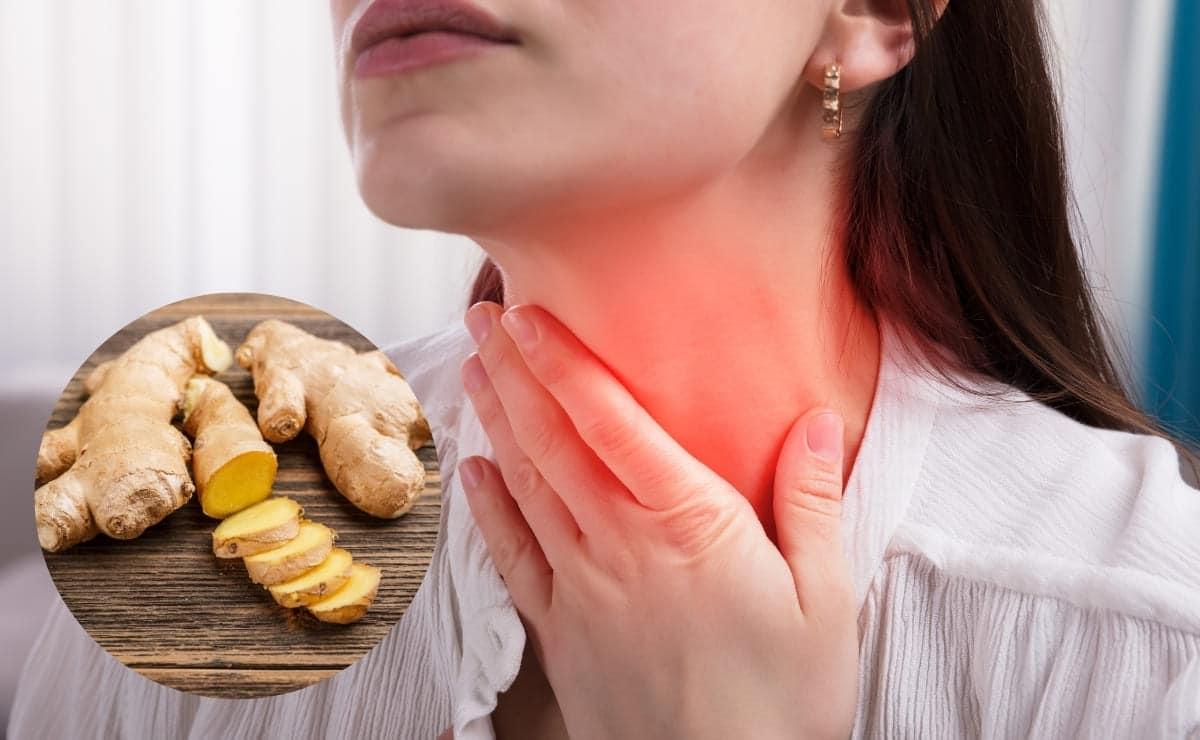 Remedios para aliviar dolores de garganta