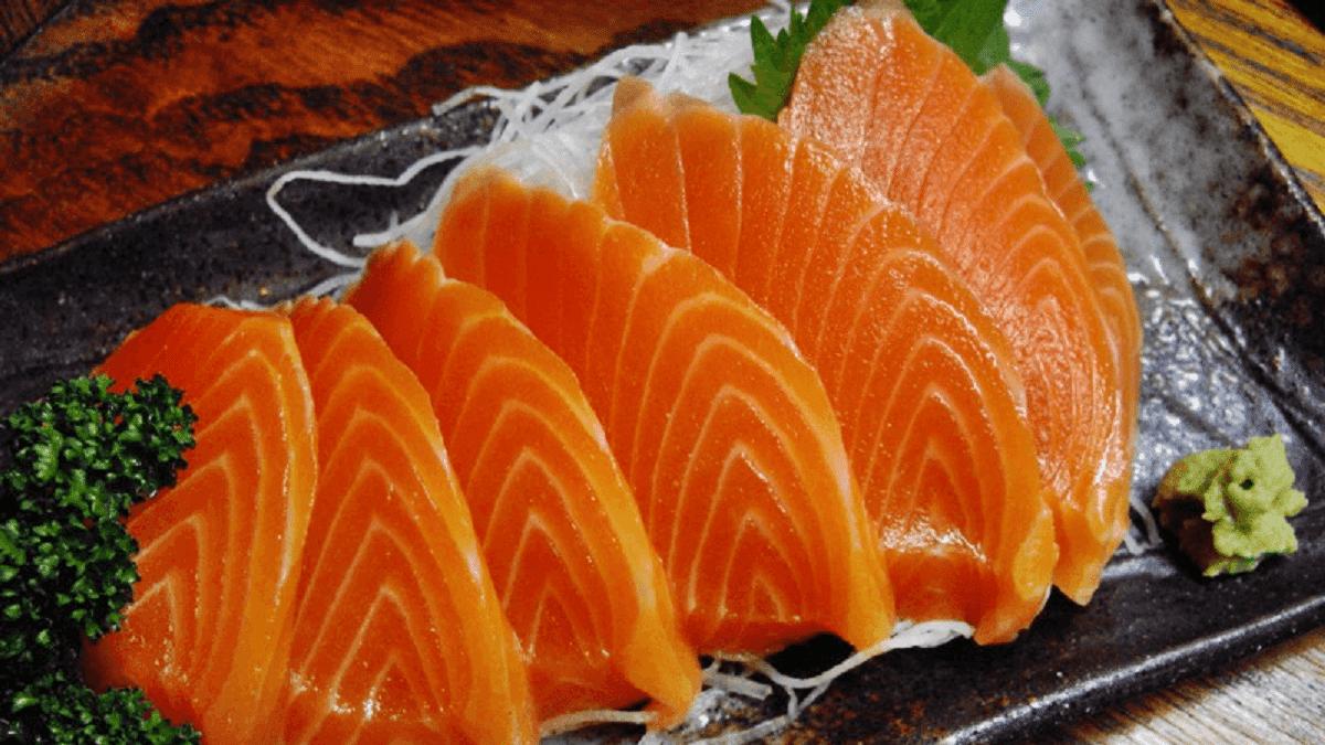 salmón vitamina D
