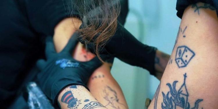 Sofia Lopez tatuadora criminal.poke