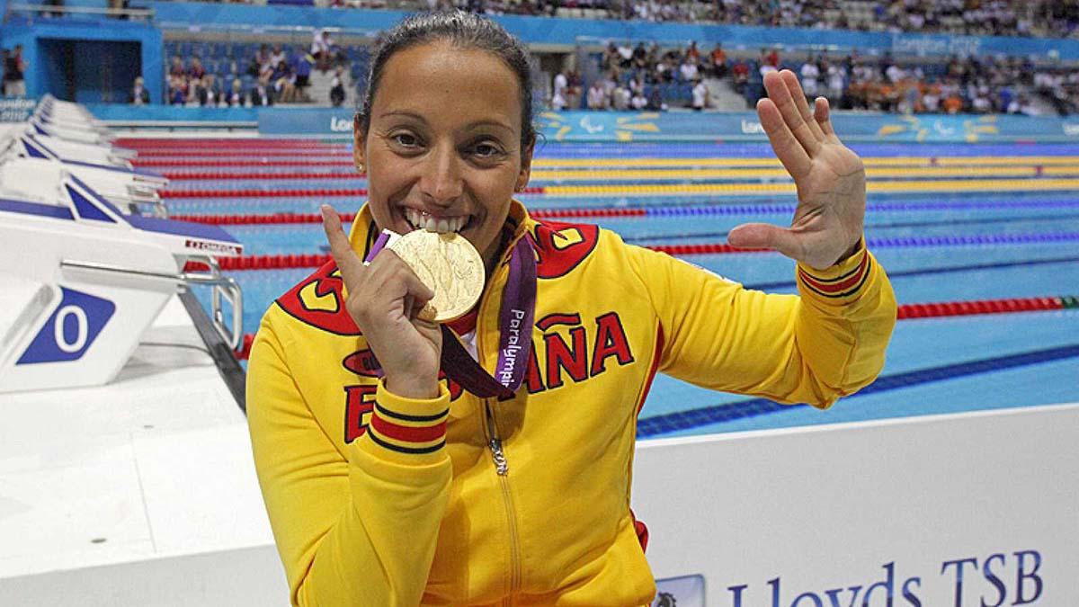 Teresa Perales | Juegos Paralímpicos