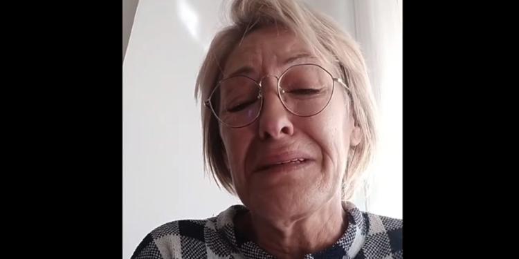 Marta Gonzalvez Alba abuela del pequeño fallecido