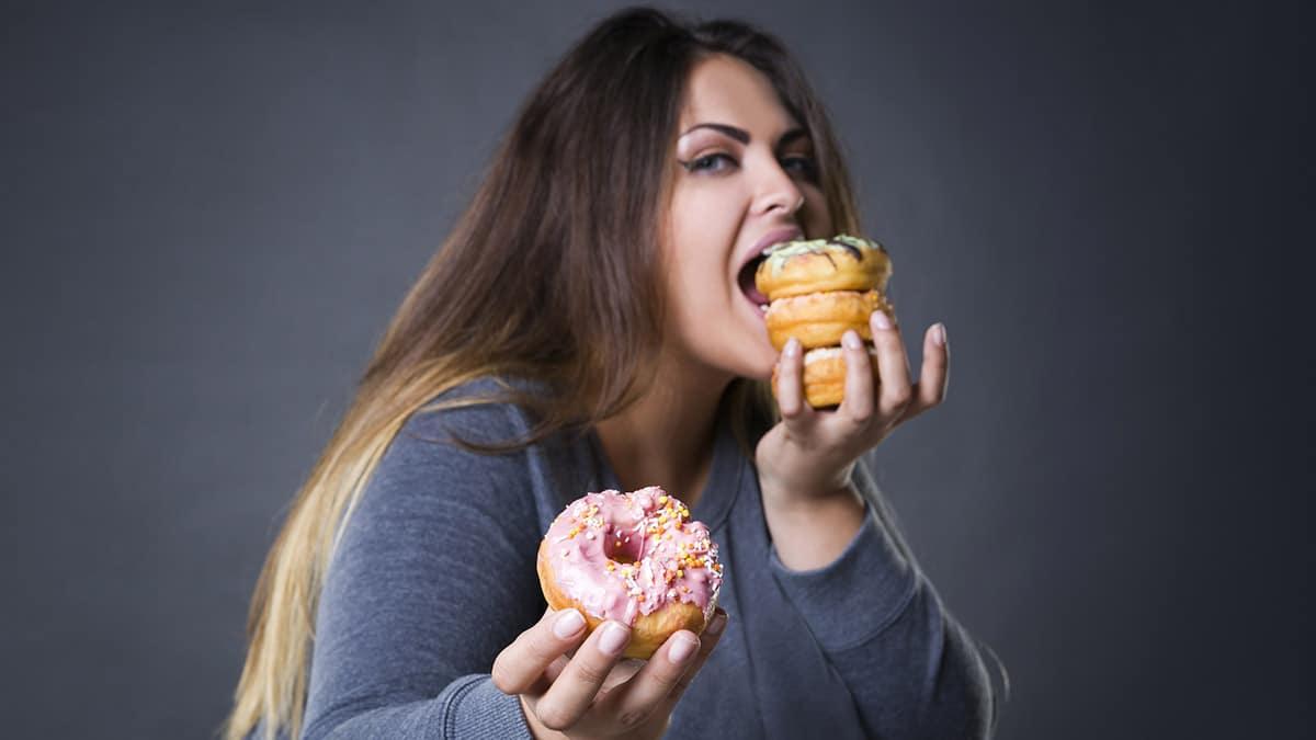 comer hambre apetito abusar - Ansiedad