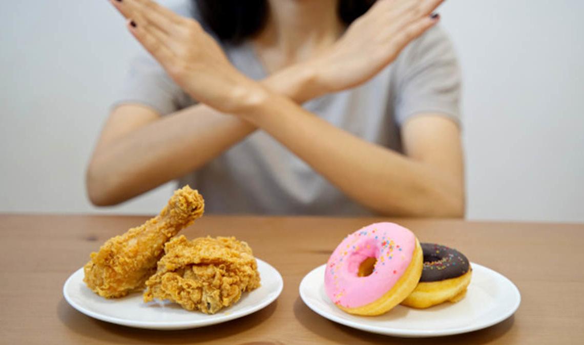 Bajar de peso dieta